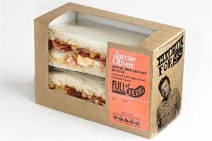 Jamie Oliver Sandwich from Boots